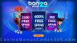 Bonza Spins 150 FREE Spins First Deposit Bonus