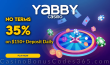 Yabby Casino 35% Match No Terms Bonus