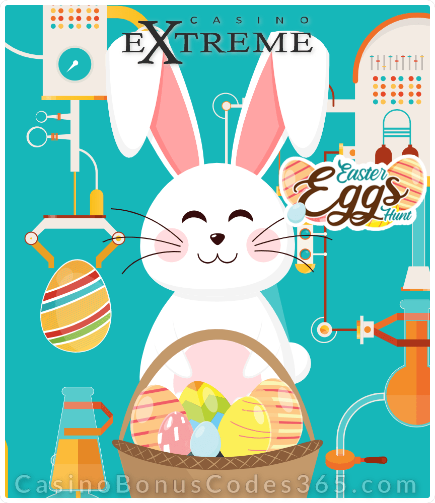 Casino Extreme Crazy Easter Hunt 2020