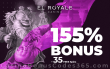 El Royale Casino 155% Match Bonus plus 35 FREE Spins on RTG Dr. Winmore Event of the Month Special Deal