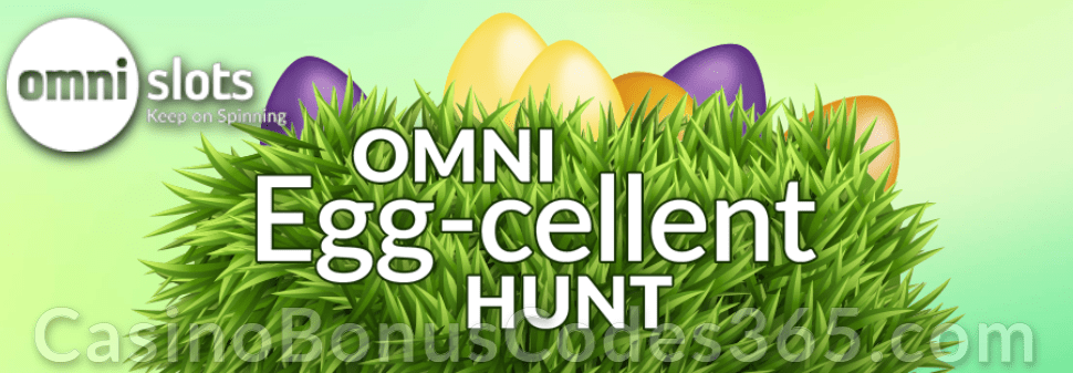 Omni Slots Omni Egg-cellent Hunt