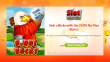 Slot Madness Game of the Week 250% No Max Bonus plus 50 FREE Spins on Nuworks Birdy Bucks Special Offer