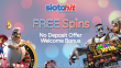 SlotoHit Exclusive Sign Up No Deposit FREE Spins Deal List