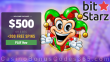 Bitstarz Casino $500 Bonus plus 200 FREE Spins Sign Up Deal Yggdrasil Jokerizer
