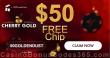 Cherry Gold Casino Exclusive $50 FREE Chip No Deposit Promo