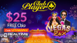 Club Player Casino Vegas Lux New RTG Game Special Promo