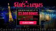 Slots of Vegas $3000 Bonus and $25 FREE Chips