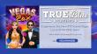 True Blue Casino 300% No Max Bonus plus 30 FREE Vegas Lux Spins New RTG Game Special Offer