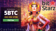 Bitstarz Casino 5 BTC plus 200 FREE Spins Welcome Package Pragmatic Play Ancient Egypt