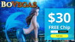 BoVegas Casino Exclusive $30 FREE Chip No Deposit Welcome Deal