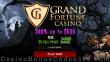 Grand Fortune Casino 300% Match Bonus plus 30 FREE RTG Bubble Bubble Spins