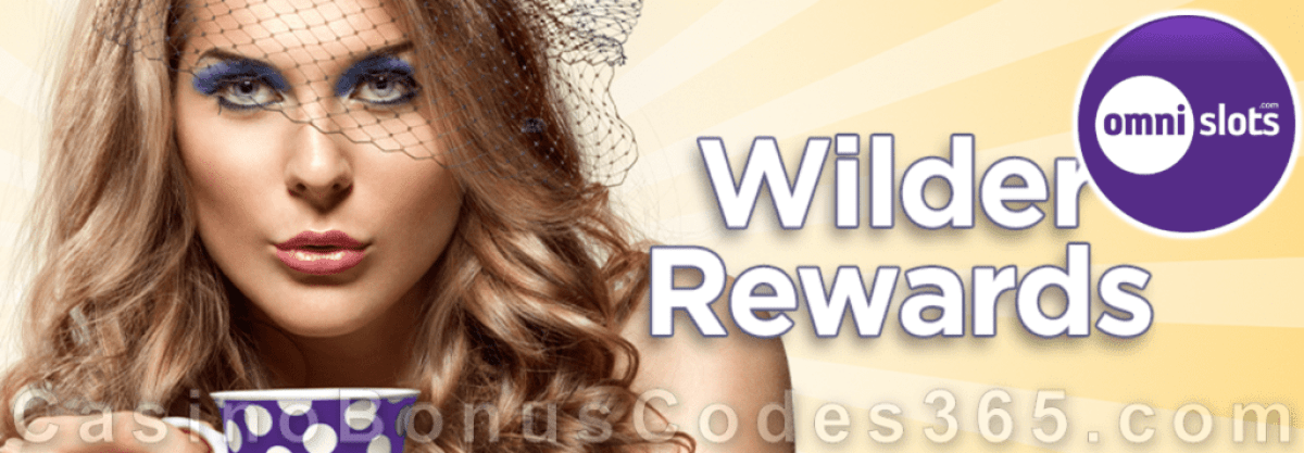 Omni Slots Wilder Rewards NetEnt Wilderland