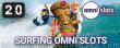 Omni Slots Surfing Bonus