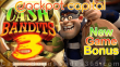 Jackpot Capital 133% up to $2333 Bonus plus 25 FREE Spins on Cash Bandits 3 New RTG Game Special Offer