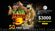 Platinum Reels New RTG Game Cash Bandits 3 50 FREE Spins Special Offer