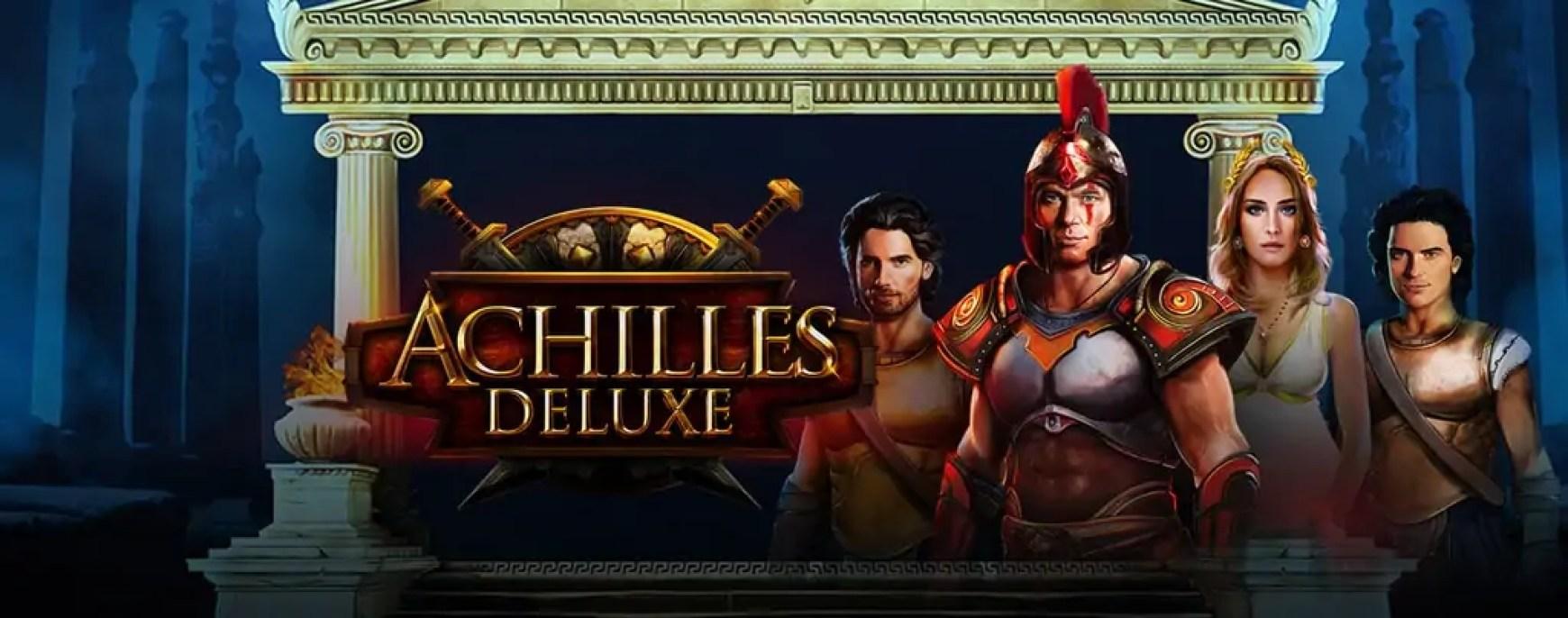 Rich Palms Casino RTG Achilles Deluxe