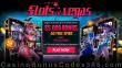 Slots of Vegas $5000 Bonus plus 50 FREE Spins RTG iZombie