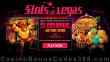Slots of Vegas 400% Match Bonus plus 50 FREE Spins Welcome Offer