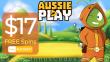 AussiePlay Casino Exclusive $17 FREE Chip No Deposit Deal