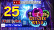 Casino Max New RTG Game 30 FREE Witchy Wins Spins Special No Deposit Welcome Offer