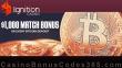 Ignition Casino $1,000 Bitcoin Reload Bonus