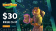 Lucky Tiger Casino $30 FREE Chip No Deposit Welcome Promo