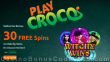 PlayCroco New RTG Game 30 FREE Spins on Achilles Deluxe Special No Deposit Deal