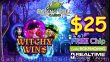 Raging Bull Casino Witchy Wins $25 FREE Chip New RTG Game Special No Deposit Deal