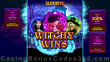 Slotastic Online Casino Witchy Wins New RTG Game Bonus and FREE Spins Special Deal