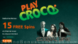 PlayCroco 15 FREE Spins on RTG Eternal Love All Players No Deposit Special Promo