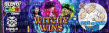SlotoCash Casino and Miami Club Casino Halloween Special Offers RTG Witchy Wins WGS Monster Money Goblins Gold