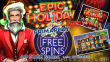 Prima Play 40 FREE Spins New RTG Game Epic Holiday Party Special Offer