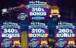 Silver Oak Online Casino Mo'Money Movember Weekend No Max Bonuses
