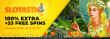 Slotastic Online Casino 100% Extra plus 33 Spins on FREE RTG Enchanted Garden II November Weekly Slots Boost