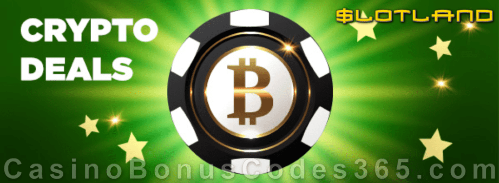 Slotland Casino Crypto Deals