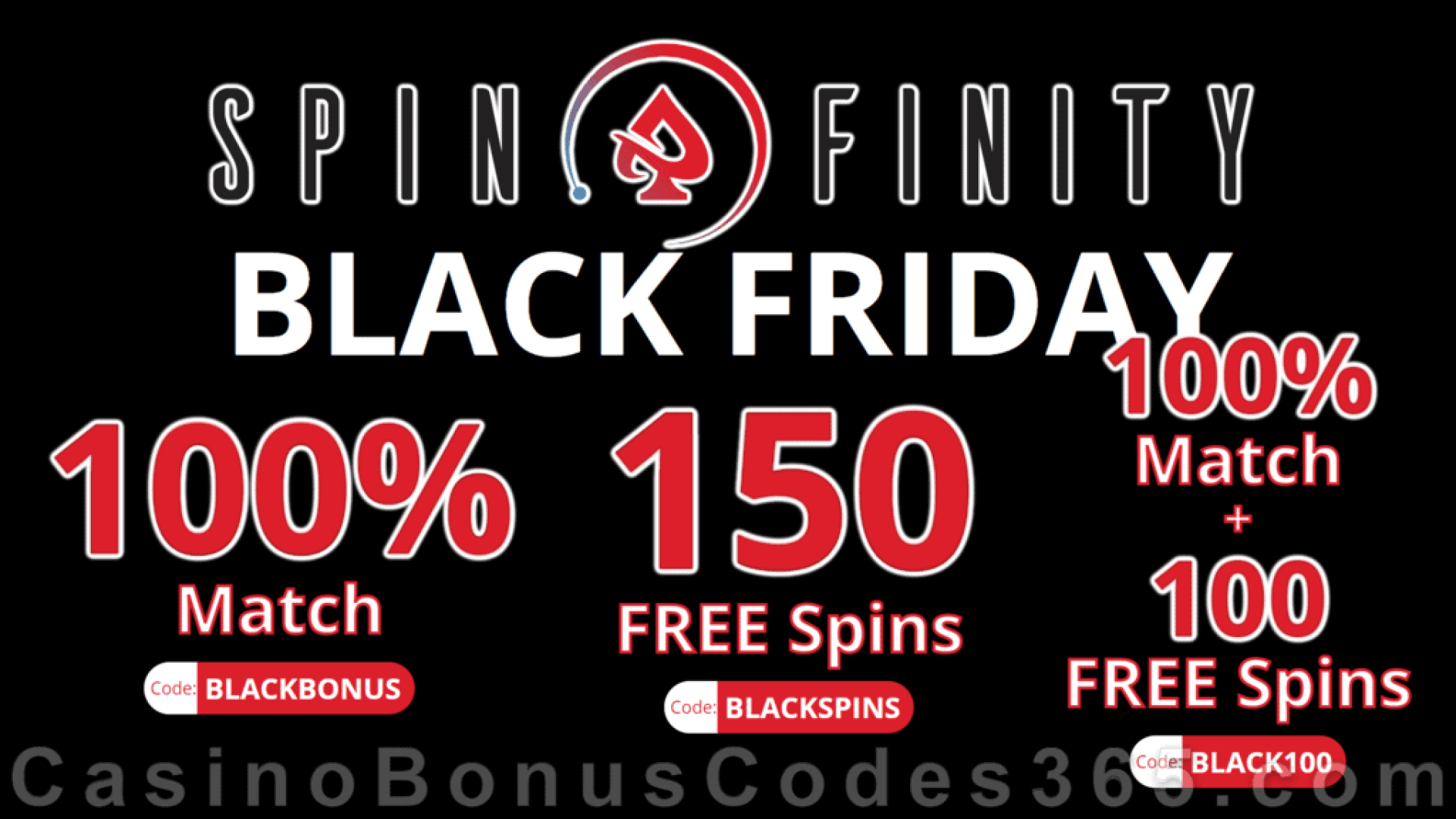 Spinfinity 33 FREE Spins on Achilles Deluxe Special New RTG Game No Deposit Promo