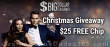 Big Dollar Casino $25 FREE Chip Christmas 2020 Giveaway