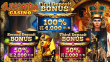 Cleopatra Casino €8000 Welcome Package