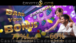 CryptoSlots Diamond Riches New Game Special Deal
