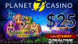Planet 7 Casino New RTG Game Mardi Gras Magic Pre Launch Party $25 FREE Chip No Deposit Special Deal