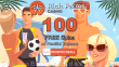 Rich Palms Casino 100 FREE Football Fortunes Spins New RTG Game Special Promotion