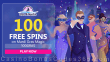 Las Atlantis Casino 100 FREE Mardi Gras Magic Spins Special Deposit Deal