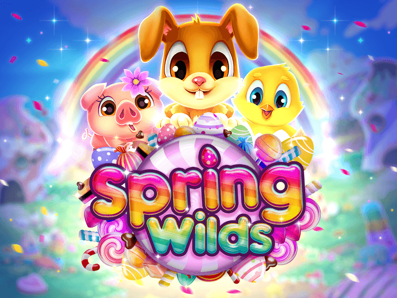 Planet 7 Casino RTG Spring Wilds