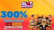 Slot Madness 300% Match Bonus Special Offer RTG