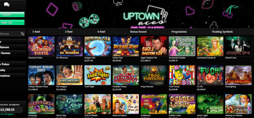 Uptown Aces Slots
