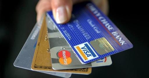 入金にVISAクレジットカードが使える