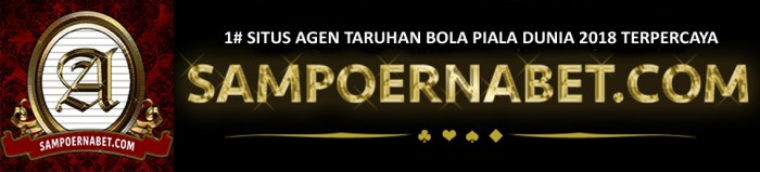 AGEN JUDI BOLA PIALA DUNIA 2018 DI INDONESIA
