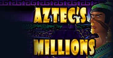 Aztec's Millions Slot - Cover