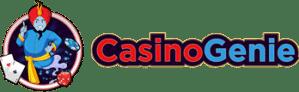 Casino Genie Logo - Casino Genie