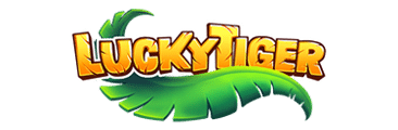 Lucky Tiger Logo - Casino Genie